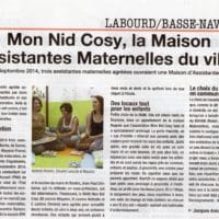 Article presse MAM
