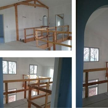Avancements intérieurs - Etage