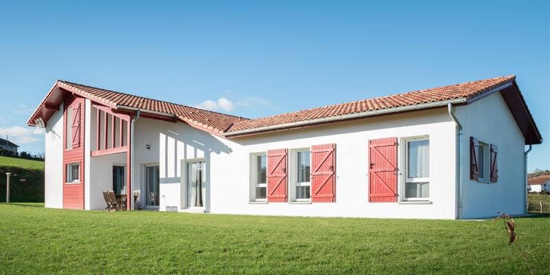 Maison neuve à Arraute-Charritte